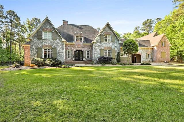 185 St Gabriel Way, Fayetteville, GA 30215 (MLS #6719126) :: North Atlanta Home Team
