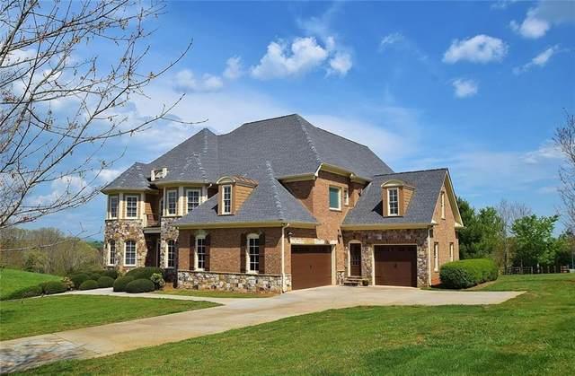 4504 Fawn Path, Gainesville, GA 30506 (MLS #6719182) :: North Atlanta Home Team