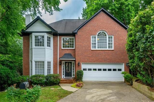 1185 Alexandria Court NE, Brookhaven, GA 30319 (MLS #6719229) :: Charlie Ballard Real Estate