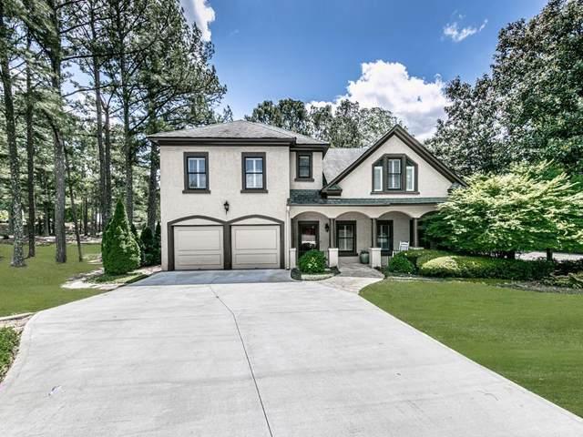 1001 Golf Estates Drive, Woodstock, GA 30189 (MLS #6719277) :: Thomas Ramon Realty