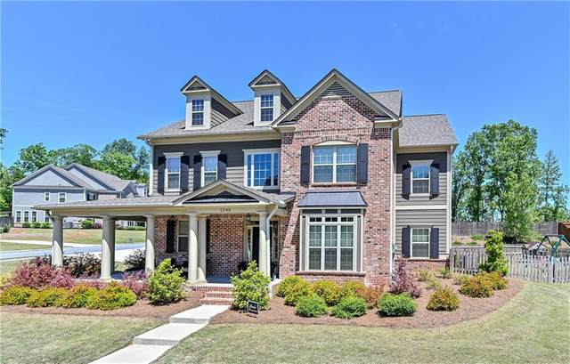 1295 Chipmunk Forest Chase, Powder Springs, GA 30127 (MLS #6719299) :: North Atlanta Home Team