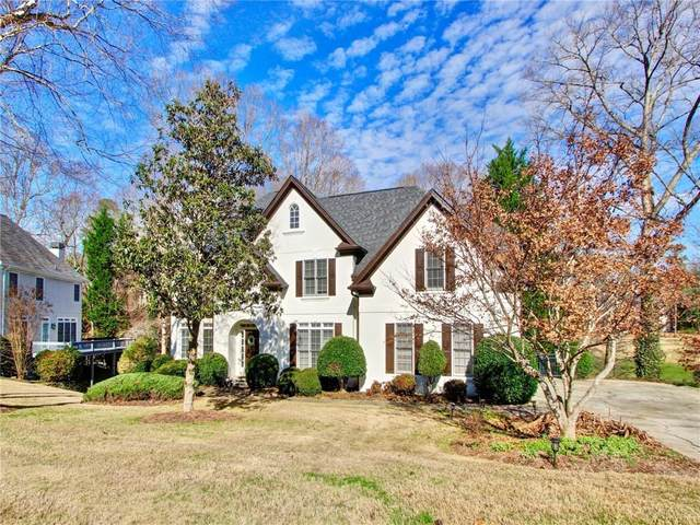 5024 Chapel Lake Circle, Douglasville, GA 30135 (MLS #6719357) :: MyKB Partners, A Real Estate Knowledge Base