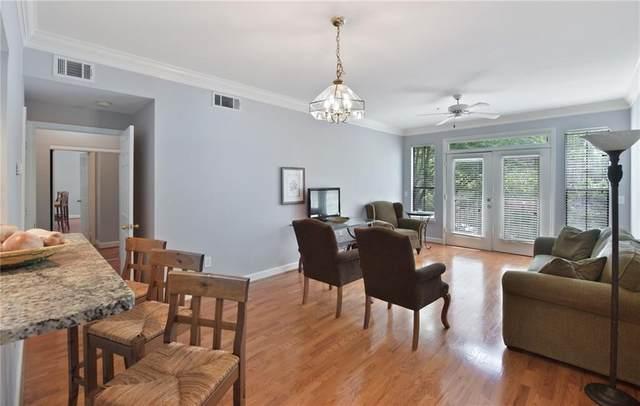 3777 Peachtree Road NE #924, Brookhaven, GA 30319 (MLS #6719449) :: Scott Fine Homes at Keller Williams First Atlanta