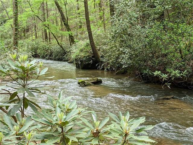 2.29 Acres Rocktree Road, Dahlonega, GA 30533 (MLS #6719457) :: North Atlanta Home Team
