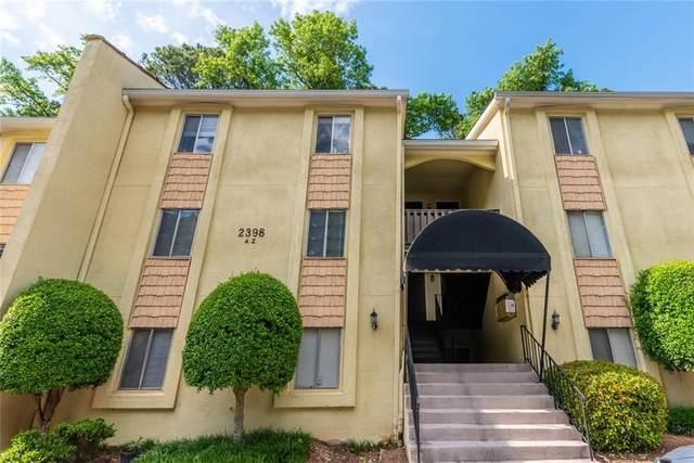 2398 Lawrenceville Highway Q, Decatur, GA 30033 (MLS #6719466) :: Tonda Booker Real Estate Sales
