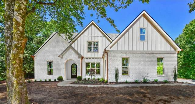 2340 Hills Lane Drive SE, Smyrna, GA 30080 (MLS #6719491) :: The Butler/Swayne Team