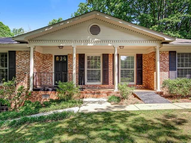 715 Crudup Drive, Gainesville, GA 30501 (MLS #6719506) :: The Butler/Swayne Team
