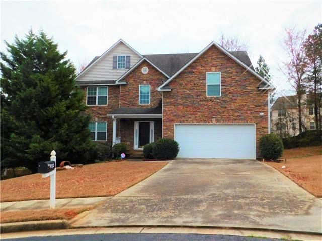 1702 River Mill Trail, Conyers, GA 30012 (MLS #6719624) :: North Atlanta Home Team