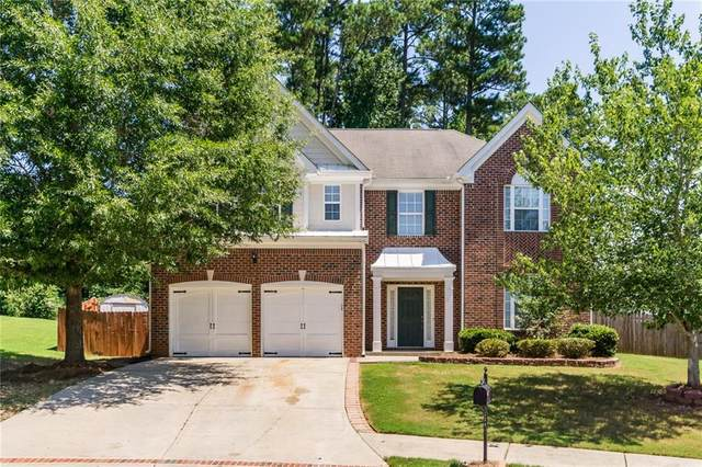 2921 Valley Spring Drive, Lawrenceville, GA 30044 (MLS #6719665) :: The Heyl Group at Keller Williams
