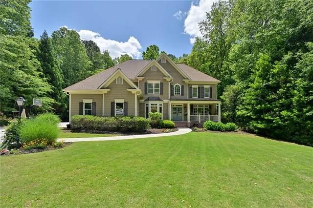 721 Hallbrook Court, Milton, GA 30004 (MLS #6719685) :: RE/MAX Prestige