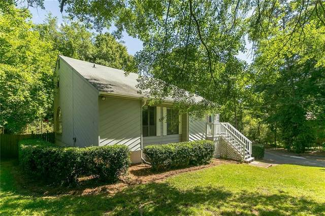 110 Corvette Drive, Marietta, GA 30066 (MLS #6719698) :: North Atlanta Home Team