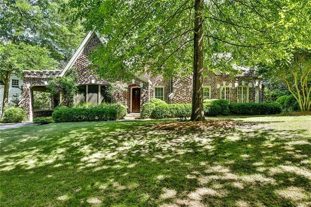 1355 Harvard Road NE, Atlanta, GA 30306 (MLS #6719819) :: Kennesaw Life Real Estate