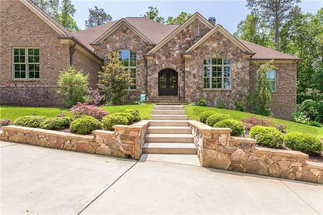 105 Creekview Crossing, Canton, GA 30115 (MLS #6719860) :: Path & Post Real Estate