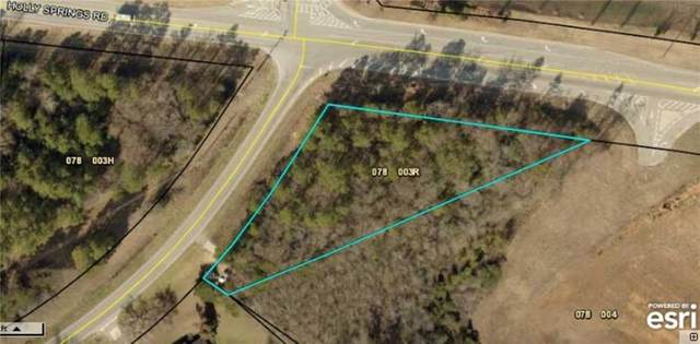 0 Holly Springs Road, Pendergrass, GA 30567 (MLS #6719893) :: KELLY+CO