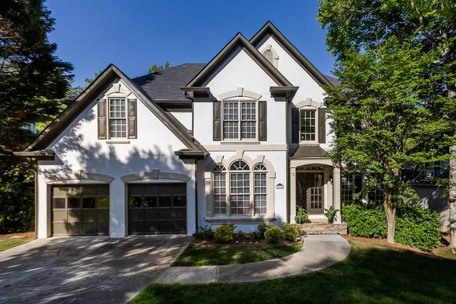 10745 Cauley Creek Drive, Johns Creek, GA 30097 (MLS #6719929) :: The Heyl Group at Keller Williams
