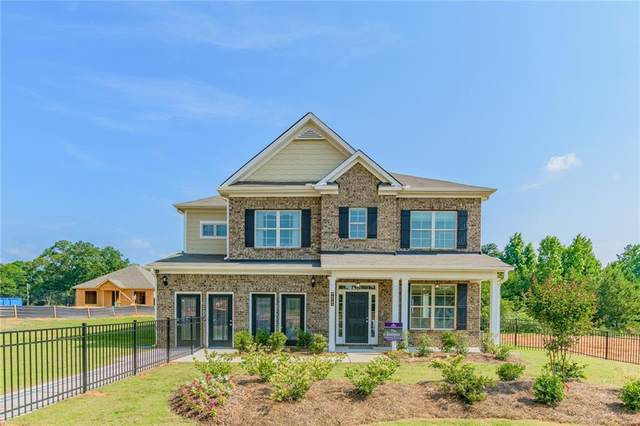 231 Gallant Fox Way, Acworth, GA 30102 (MLS #6719950) :: Thomas Ramon Realty