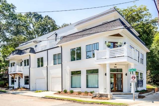 376 Brooks Avenue, Atlanta, GA 30307 (MLS #6719952) :: Path & Post Real Estate