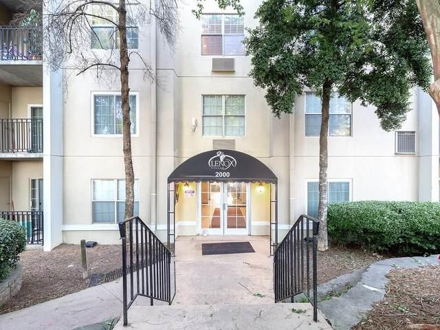 970 Sidney Marcus Boulevard NE #2117, Atlanta, GA 30324 (MLS #6720070) :: RE/MAX Paramount Properties