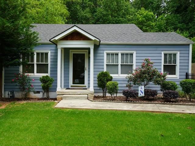2618 Charlesgate Avenue, Decatur, GA 30030 (MLS #6720079) :: Thomas Ramon Realty