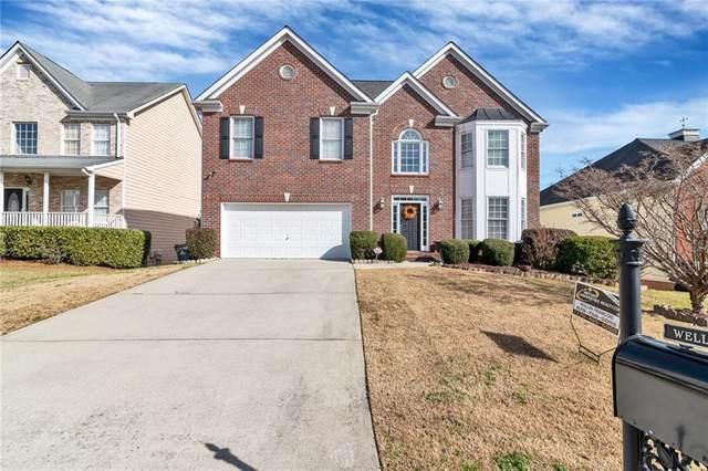 3025 Wellbrook Drive, Loganville, GA 30052 (MLS #6720083) :: Thomas Ramon Realty