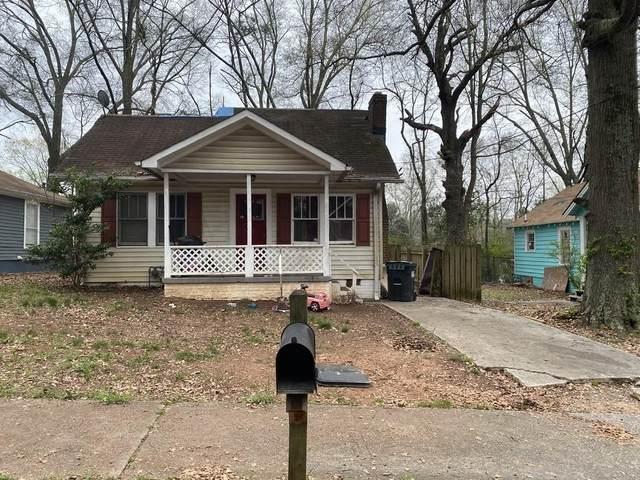1328 Mcclelland Avenue, East Point, GA 30344 (MLS #6720123) :: North Atlanta Home Team