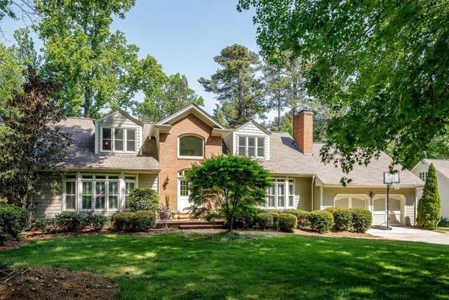 4436 Karls Gate Drive, Marietta, GA 30068 (MLS #6720137) :: Thomas Ramon Realty