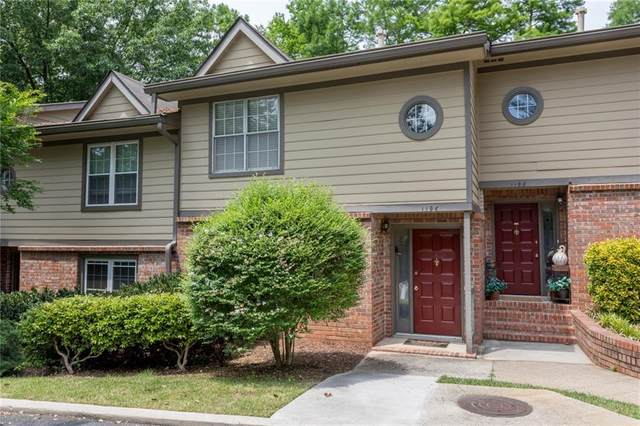 1196 Weatherstone Drive NE, Atlanta, GA 30324 (MLS #6720166) :: Charlie Ballard Real Estate