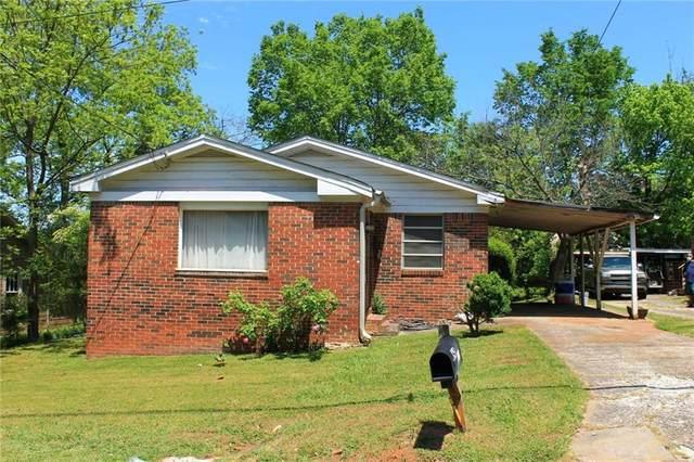 64 Griggs Street, Marietta, GA 30064 (MLS #6720313) :: Thomas Ramon Realty