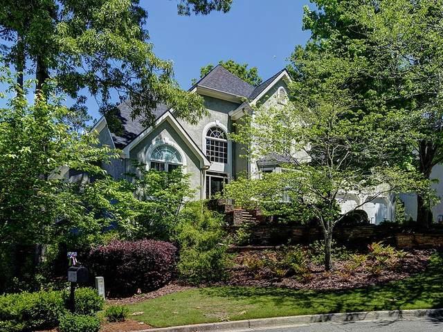 920 Laurel Crest Drive, Woodstock, GA 30189 (MLS #6720336) :: Thomas Ramon Realty