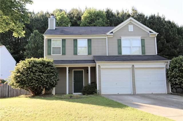 514 Carrington Court, Canton, GA 30115 (MLS #6720347) :: Kennesaw Life Real Estate