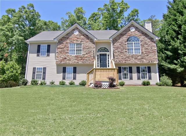 415 Barrington Grange Drive, Sharpsburg, GA 30277 (MLS #6720363) :: RE/MAX Prestige