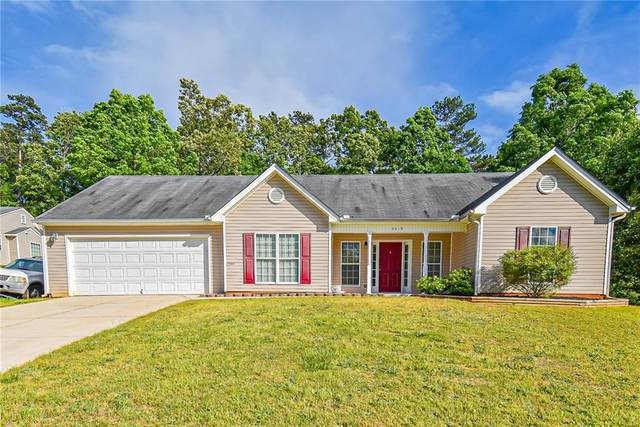 5519 Mountain View Parkway, Lula, GA 30554 (MLS #6720408) :: Thomas Ramon Realty