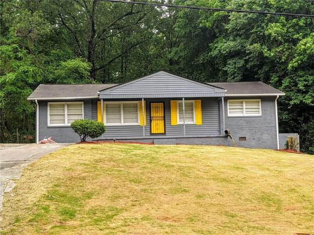 3222 Jamaica Road NW, Atlanta, GA 30318 (MLS #6720422) :: North Atlanta Home Team