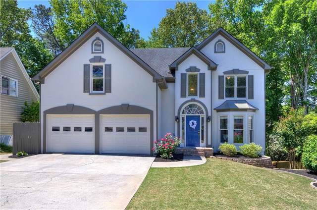 407 Middle Valley Lane, Woodstock, GA 30189 (MLS #6720431) :: Thomas Ramon Realty