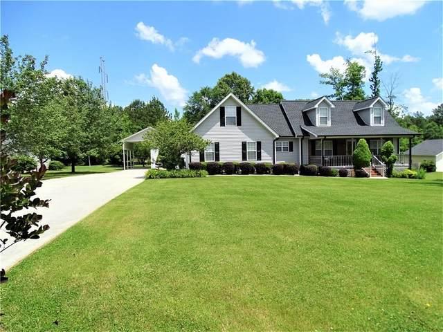 120 Scarlett Court SE, Calhoun, GA 30701 (MLS #6720450) :: Good Living Real Estate