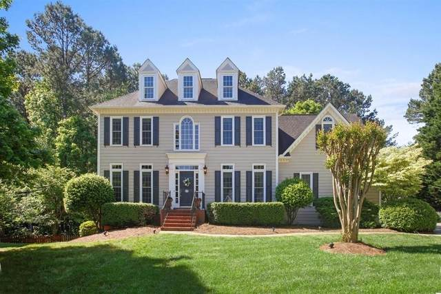333 Lake Forest Court, Lawrenceville, GA 30043 (MLS #6720454) :: The Heyl Group at Keller Williams
