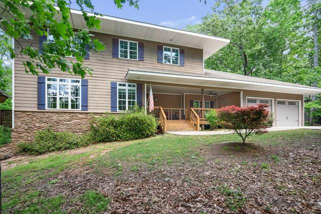 6320 Waterside Drive, Gainesville, GA 30506 (MLS #6720487) :: The Heyl Group at Keller Williams