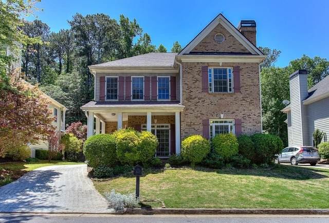 467 Wilfawn Way, Avondale Estates, GA 30002 (MLS #6720522) :: Thomas Ramon Realty