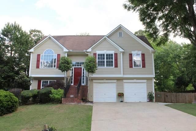 4968 Abbotts Glen Trail NW, Acworth, GA 30101 (MLS #6720534) :: Kennesaw Life Real Estate