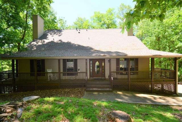 120 Fairway Drive, Jasper, GA 30143 (MLS #6720536) :: Path & Post Real Estate