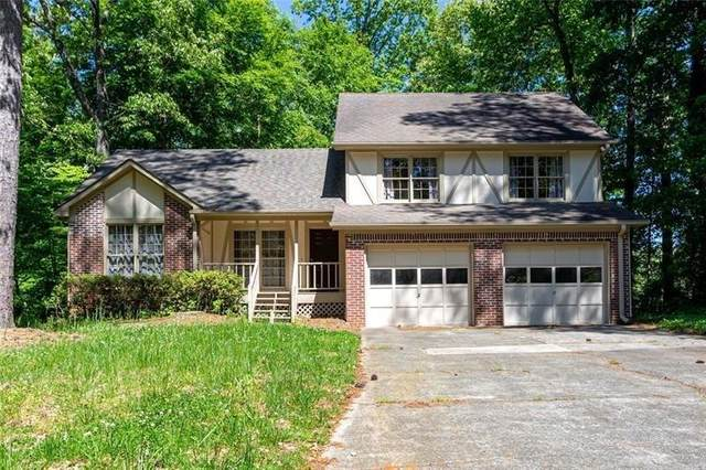5012 Olde Mill Drive, Marietta, GA 30066 (MLS #6720542) :: North Atlanta Home Team