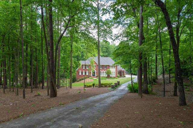4113 Brigade Trail NW, Kennesaw, GA 30152 (MLS #6720546) :: North Atlanta Home Team