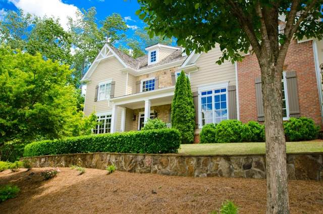 865 Owens Lake Road, Alpharetta, GA 30004 (MLS #6720553) :: North Atlanta Home Team