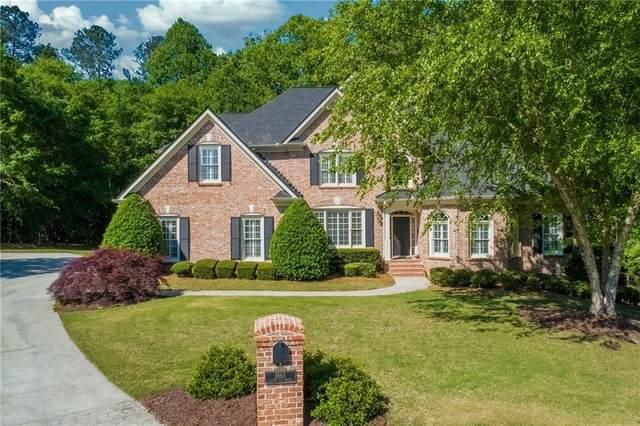 1865 Silver Oak Drive, Bethlehem, GA 30620 (MLS #6720570) :: North Atlanta Home Team