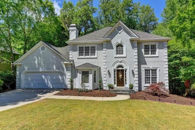 745 Tuckahoe Trail, Johns Creek, GA 30022 (MLS #6720609) :: North Atlanta Home Team