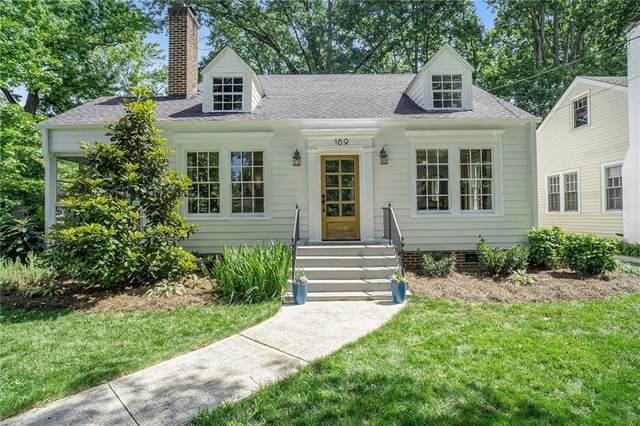 169 Woodlawn Avenue, Decatur, GA 30030 (MLS #6720636) :: North Atlanta Home Team