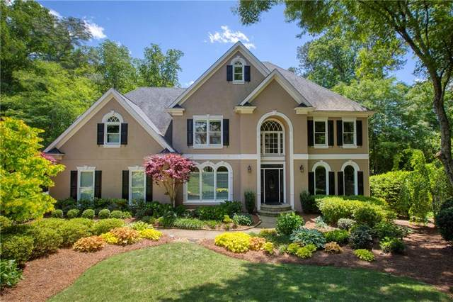 1841 Baldwin Way, Marietta, GA 30068 (MLS #6720656) :: Thomas Ramon Realty