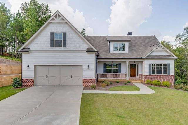 1235 Shiva Boulevard, Winder, GA 30680 (MLS #6720659) :: RE/MAX Prestige