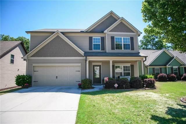 2333 Infield Lane, Lawrenceville, GA 30043 (MLS #6720704) :: Charlie Ballard Real Estate