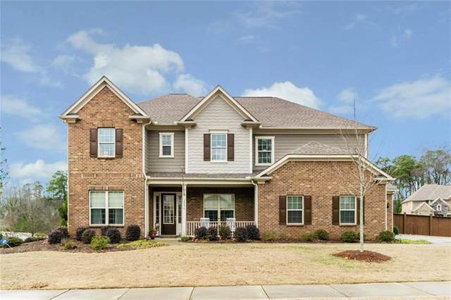 12270 Ferncreek Drive, Alpharetta, GA 30004 (MLS #6720713) :: North Atlanta Home Team